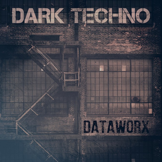 Free sample pack built up from dark techno