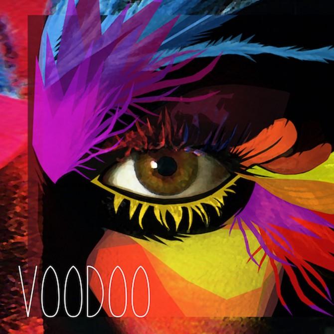 Free sample pack taken from voodoo