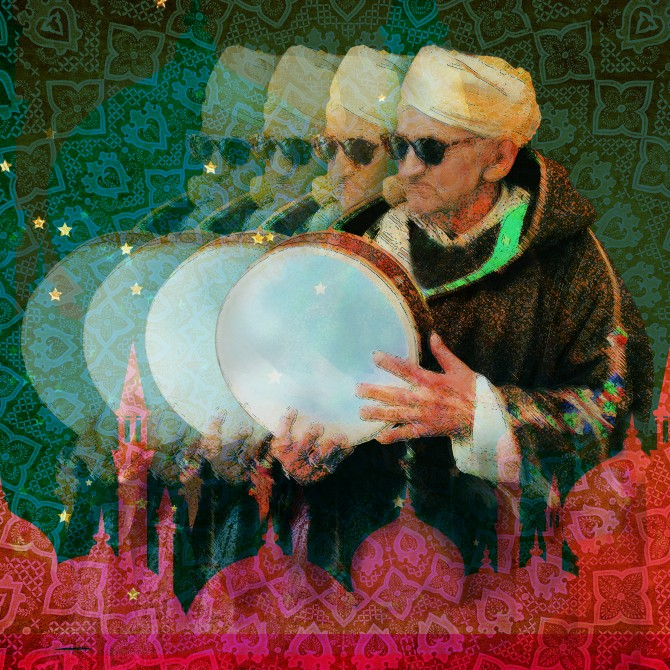 Arabic Percussion Sample Pack | Royalty Free Percussion Loops