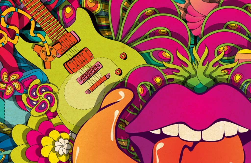 Free Psychedelic Rock Samples | Download Free Loops Packs