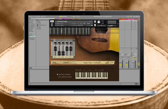 Ronroco Virtual Instrument   Free Kontakt Download