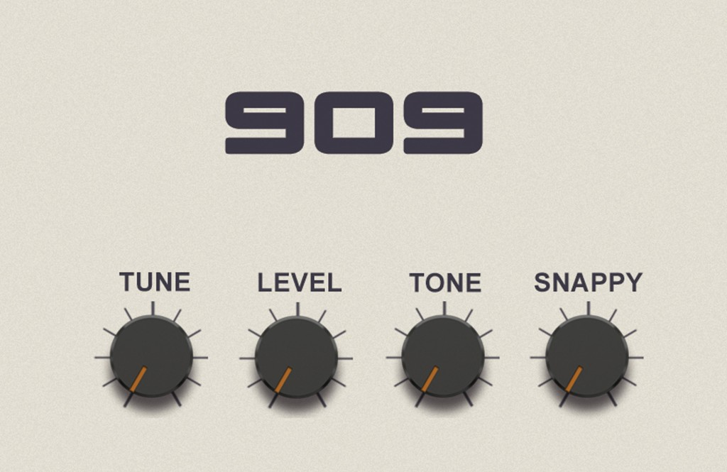 Take your music back to it's roots and inject some truly authentic drum  samples into your next production. The 909 is back!
