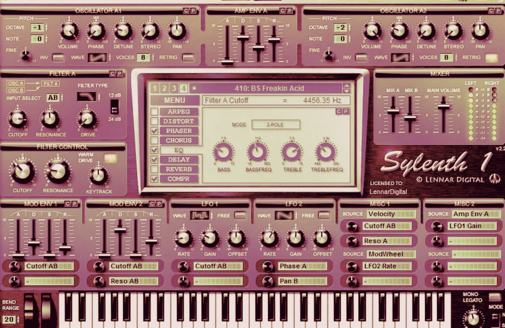 80's Sylenth Presets | Retro Pads | Download Synth Sounds