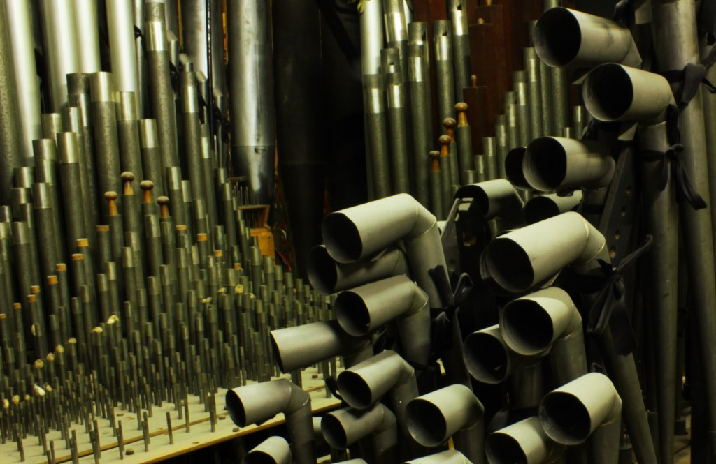 Free Organ Sample Library | Download Leeds Town Hall Organ
