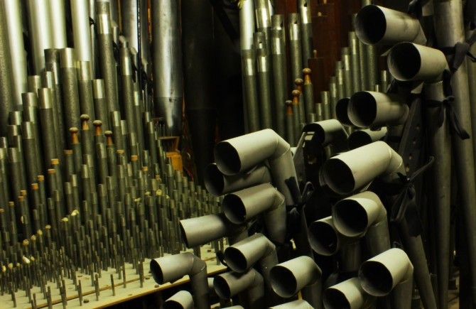 Free Organ Sample Library | Download Leeds Town Hall Organ